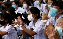 Hàng trăm học sinh, sinh viên Thái Lan biểu tình đòi cải cách giáo dục