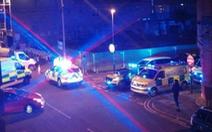 Giữa đêm, đâm chém liên tiếp tại thành phố lớn thứ hai của Anh