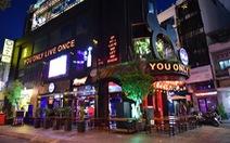 Bar, vũ trường ở Sài Gòn nhộn nhịp 'sáng đèn, lên nhạc' trở lại