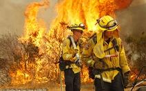 Bắn pháo hoa vui tiệc gây cháy rừng lớn sẽ phải đền nhiều triệu đô