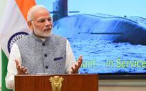 Ấn Độ sắp biên chế tàu ngầm hạt nhân có tên lửa 'phủ sóng' Trung Quốc