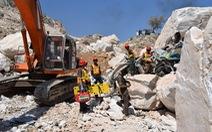 Sập mỏ đá hoa cương làm 19 người chết ở Pakistan