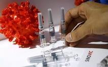 Trung Quốc lần đầu công bố dữ liệu thử nghiệm vắc xin COVID-19