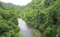 Thành lập khu dự trữ thiên nhiên với nhiều loài quý chỉ sau Phong Nha - Kẻ Bàng