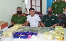 Chôn 13 bánh heroin, 7kg ma túy đá trong vườn tiêu để qua mắt công an