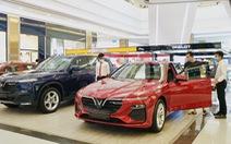Hãng xe VinFast lỗ đúng kế hoạch hơn 6.500 tỉ đồng nửa đầu năm 2020