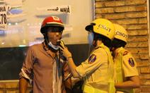 Nữ CSGT ở TP.HCM xử lý 'ma men' đêm 'đường nhậu' Phạm Văn Đồng ra sao?