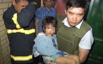 Đã bắt được người cha bạo hành con gái 6 tuổi đến gãy tay ở Bắc Ninh