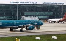 Kiểm soát chặt điều kiện với hành khách khi mở lại đường bay quốc tế