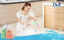 Nước lau sàn On1: Đưa mùi hương spa về nhà bạn