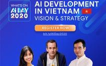 2.000 người tham dự 'Ngày trí tuệ nhân tạo 2020 - Vươn tầm đón thách thức'