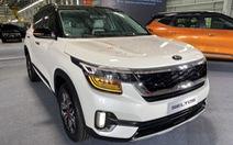 KIA Seltos, mẫu xe SUV đầu tiên của thế hệ sản phẩm mới của KIA giá chỉ từ 589 triệu đồng