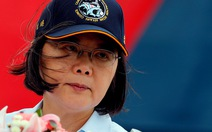 Bà Thái Anh Văn nói sẽ chỉ đối thoại khi Trung Quốc đại lục tháo gỡ thế đối đầu