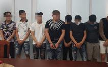 Phát hiện 12 nam nữ thanh niên dự 'tiệc ma túy' ngày cuối năm tại căn hộ chung cư