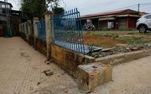 Cổng trường sập đè chết học sinh: Phải kiểm tra, rà soát trên toàn quốc