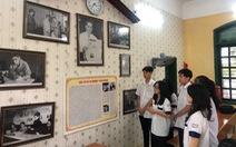 Học sinh Hải Phòng làm những 'phòng học danh nhân' Nguyễn Văn Linh, Văn Cao...