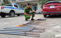 Bắt nhóm người hỗn chiến náo loạn đường phố Đà Nẵng