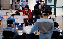 Vào Hàn Quốc buộc phải có xét nghiệm âm tính corona, Philippines cấm khách từ Mỹ