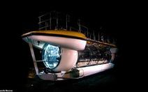 Vinpearl được khai thác thí điểm tàu lặn tại vịnh Nha Trang