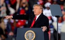 180 dân biểu sẽ trình dự luật luận tội Tổng thống Trump lên hạ viện