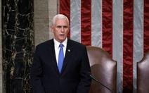 Phó tổng thống Mike Pence sẽ dự lễ nhậm chức của ông Joe Biden