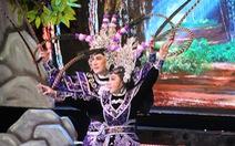 Đại Nghĩa ca cải lương tuồng cổ trong live show Kim Tử Long - Thoại Mỹ