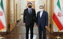 Iran chỉ trích Hàn Quốc chuyện giam 7 tỉ USD của Tehran