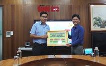 Công ty TNHH SX - TM Bao bì giấy Nam Long trao 400 triệu đồng ủng hộ quà tết cho đồng bào miền Trung
