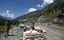 Ấn Độ trao trả binh sĩ vượt biên giới cho Trung Quốc