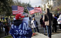 Sợ bạo loạn tái diễn, Mỹ tăng cường bảo vệ thủ đô trước ngày 20-1