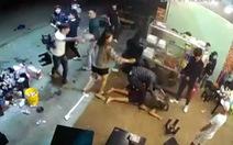 Đánh đập dã man một người trong quán nhậu, 6 thanh niên bị tạm giữ