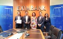 Eximbank nhận giải thưởng thanh toán quốc tế xuất sắc