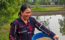 Đồng vốn 'Tiếp sức nhà nông' là cái phao để bà con mình vươn lên thoát nghèo