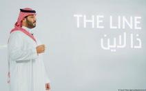 Saudi Arabia xây dựng thành phố không carbon