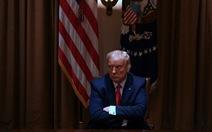 Những ngày cuối buồn hiu ở Nhà Trắng