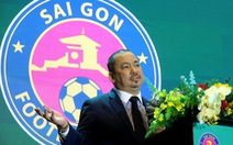 Nhận tài trợ hơn 100 tỉ, CLB Sài Gòn tự tin sẽ thành công ở V-League 2021
