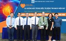 Diễn đàn khoa học trực tuyến của BV Đại học Y dược: Nhiều cơ hội học hỏi cho các bác sĩ tim mạch