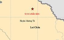 Động đất 3,6 độ Richter ở Lai Châu