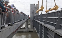 Dự án chống ngập 10.000 tỉ: Yêu cầu chủ đầu tư đảm bảo an toàn đường thủy