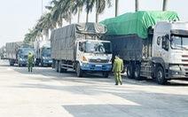Phạt 316 triệu đồng chủ hàng trăm tấn hàng lậu bị bắt tại Hải Dương