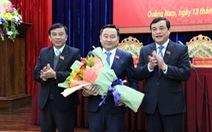 Ông Nguyễn Công Thanh làm phó chủ tịch HĐND tỉnh Quảng Nam