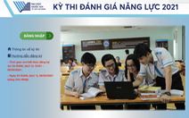 Đăng ký thi đánh giá năng lực ĐH Quốc gia TP.HCM từ 15-1
