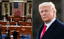 Hạ viện Mỹ thông qua nghị quyết hối thúc kích hoạt Tu chính án 25 phế truất ông Trump