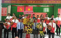 Thành lập Đảng bộ phường Võ Thị Sáu, quận 3 sau sáp nhập đơn vị hành chính