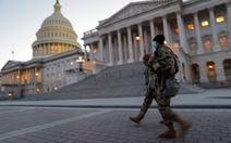 20.000 vệ binh quốc gia bảo vệ an ninh trước lễ nhậm chức của ông Biden