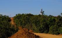 Làm 1km đường dẫn lên tượng đài N'Trang Lơng, sao dự chi đến 77 tỉ?