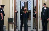 Nghị sĩ Cộng hòa dọa mang súng tới quốc hội, máy quét được lắp khẩn cấp