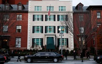 Nhà khách dành cho tân tổng thống Mỹ chờ nhậm chức có gì đặc biệt?