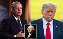 Thượng nghị sĩ Mỹ: Luận tội ông Trump có thể dẫn tới luận tội các cựu tổng thống Mỹ