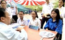 ĐH Luật TP.HCM xét tuyển nhiều tổ hợp mới, có môn giáo dục công dân